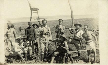fotografia sobre canudos