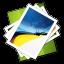 icone de imagens