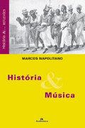 Capa do livro História & Música