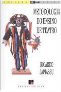 capa livro metodologia do ensino de arte