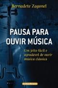 Capa do livro Pausa para Ouvir Música