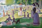 É uma pintura a óleo da autoria do pintor francês Georges-Pierre Seurat, integrante do Movimento Impressionista. É considerada sua obra mais destacada,[1] feita em pontilhismo nos anos de 1884-86. Retrata a Ilha de Grande Jatte.