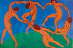 Pintura do pintor francês Henri Matisse exposta no Museu Hermitage de São Petersburgo, na Rússia. É uma pintura a óleo sobre tela, que mede 260 cm de altura por 389 cm de largura. <br/><br/> Palavras-chave: henri matisse, pintura, fauvismo