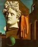 Giorgio de Chirico, principal nome da pintura metafísica e precursor do surrealismo. Nascido na Grécia em 1888, sua obra conquistou a vanguarda européia dos anos 20, especialmente os surrealistas e dadaístas mas, para surpresa geral, nos anos seguintes voltou-se para a pintura acadêmica a qual dedicou-se até falecer em 1978, na Itália. <br/> Palavras-chave: Giorgio de Chirico, surrealismo, metafísica, pintura moderna