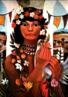 Emiliano Augusto Cavalcanti de Albuquerque e Melo, mais conhecido como Di Cavalcanti, foi pintor, caricaturista e ilustrador brasileiro. Nasceu na cidade do Rio de Janeiro, em 6 de setembro de 1897 e faleceu em 26 de outubro de 1976, na mesma cidade. Idealizou e participou da Semana de Arte Moderna de 1922, expondo 11 obras de arte e elaborando a capa do catálogo. Seu estilo artístico é marcado pela influência do expressionismo, cubismo e dos muralistas mexicanos (Diego Rivera, por exemplo). Abordou temas tipicamente brasileiros como, por exemplo, o samba. Em suas obras são comuns os temas sociais do Brasil (festas populares, operários, as favelas, protestos sociais, etc). O MAC possui em seu acervo, além de pinturas, uma série de mais de 500 desenhos, que cobrem o período que vai da década de 20 até o ano de 1952: grafites, aquarelas, guaches e nanquins, generosamente doados pelo artista. <br/> Palavras-chave: Di cavalcanti, Arte Moderna, pintor brasileiro, Semana de Arte Moderna, expressionismo, cubismo, temas sociais, MASP, Mulata
