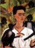 Magdalena Carmem Frida Kahlo e Calderón (México, 1907-1954), uma das mais importantes pintoras modernas. Suas obras, de cunho expressionista, expõem, de forma perturbadora, toda a riqueza de emoções que marcaram sua vida, além de revelar detalhes da cultura mexicana. <br/><br/> Palavras-chave: frida kahlo, expressionismo, méxico, arte moderna