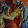 Pintura do Artista Guido Viaro. A obra é de 1956 e a técnica utilizada é óleo sobre madeira, com dimensões de 102 x 104 cm.