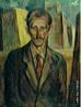 Pintura do Artista Guido Viaro. A obra é de 1940 e a técnica utilizada é óleo sobre tela, com dimensões de 75 x 59,2 cm. <br/><br/> Palavras-chave: guido viaro, homem sem rumo, pintura, arte paranaense