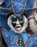 A palavra máscara tem origem no latim &quot;mascus&quot; ou &quot;masca&quot; (fantasma) ou no árabe &quot;maskharah&quot; (palhaço, homem disfarçado). <br/> Palavras-chave: máscara, carnaval. Veneza, carnaval