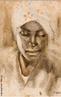 """O artista é conhecido pelos pequenos retratos de negros e negras realizados a óleo sobre madeira ou a guache sobre papel, """"com maestria e com uma certa tensão expressionista"""", segundo avaliação de Emanoel Araujo. Tobias tem obra pouco pesquisada ainda, apesar da qualidade e do empenho do artista em desenvolver a técnica pictórica."""