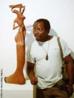 Ntaluma é um escultor moçambicano que nasceu em Nanhagaia, distrito de Nangade, província de Cabo Delgado, Moçambique, em 1959. <br/> Palavras-chave: escultor africano, escultor Makonde, escultor moçambicano, escultor do estilo Shetani