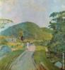 Pintura do Artista Guido Viaro. A obra é de 1940 e a técnica utilizada é óleo sobre tela, com dimensões de 75,5 x 86 cm.