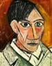 Pablo Diego José Francisco de Paula Juan Nepomuceno María de los Remedios Cipriano de la Santísima Trinidad Ruiz y Picasso, ou simplesmente Pablo Picasso (Málaga, 25 de outubro de 1881 — Mougins, 8 de abril de 1973), foi um pintor, escultor e desenhista espanhol. Ele é conhecido como sendo o co-fundador do Cubismo, junto com Georges Braque.