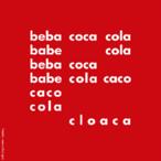 """Imagem do poema concreto """"Beba Coca-Cola""""(1957) de Décio Pignatari. A partir de 1952, os poetas Augusto de Campos, seu irmão Haroldo de Campos e Décio Pignatari, deixaram para trás uma estética conservadora de caráter formalista. O Concretismo permitiu a incorporação de elementos de outras mídias (visuais, auditivas, táteis) ao texto. O verso é abolido; há valorização dos aspectos visual e sonoro; os vocábulos são representados nos seus aspectos geométricos, além da ênfase na racionalidade."""