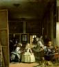 Diego Rodríguez de Silva Velázquez (Sevilha, 6 de Junho de 1599 — Madrid, 6 de Agosto de 1660) foi um pintor espanhol e principal artista da corte do Rei Filipe IV de Espanha. Era um artista individualista do período barroco contemporâneo, importante como um retratista. Além de inúmeras interpretações de cenas de significado histórico e cultural, pintou inúmeros retratos da família real espanhola, outras notáveis figuras europeias e plebeus, culminando na produção de sua obra-prima, Las meninas (1656). (Wikipédia)