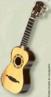 Instrumento que pertence à família das cordas, menor que o violão e muito popular.